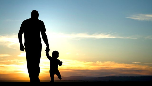 god-images-silhouet-father-child
